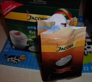 Bericht Produkttest Jacobs Cappuchino 07
