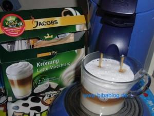 Bericht Produkttest Jacobs Cappuchino 13