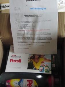 Bericht Produkttest Persil Gold 01