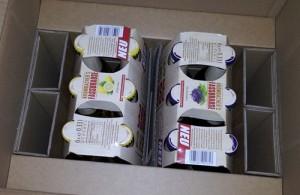 Produkttest Krombacher Fassbrause Holunder Zitrone 01