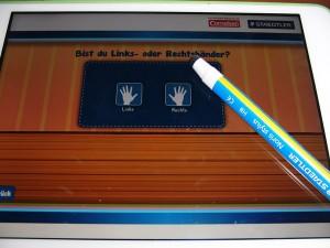 Produkttest Noris Stylus Schreiblernstift 06